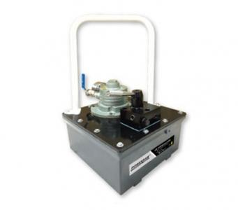 Air Hydraulic Pumps - 8 Ltr